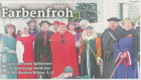 Bezirksblätter TitelblattKW8