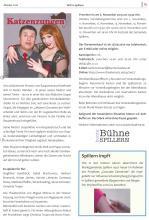 Bericht in Gemeindezeitung Spillern